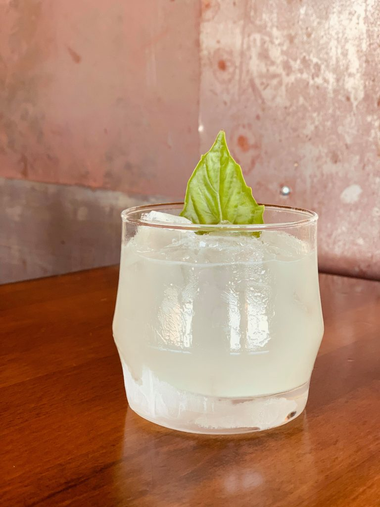 Rickshaw Cocktail with Adrift Distillers Gin